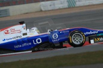 World © Octane Photographic Ltd. GP3 Testing - Wednesday 3rd April 2013 Dallara GP3/13 - Silverstone. Jenzer Motorsport – Alex Fontana. Digital ref : 0627lw1d0627