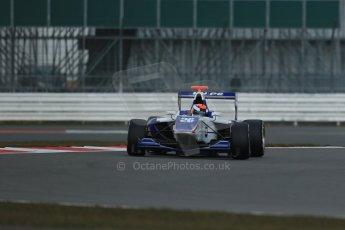 World © Octane Photographic Ltd. GP3 Testing - Wednesday 3rd April 2013 Dallara GP3/13 - Silverstone. Koiranen GP – Patrick Kujala. Digital ref : 0627lw1d0659