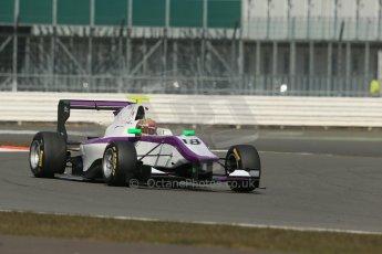 World © Octane Photographic Ltd. GP3 Testing - Wednesday 3rd April 2013 Dallara GP3/13 - Silverstone. Status Grand Prix – Adderly Fong. Digital ref : 0627lw1d0759