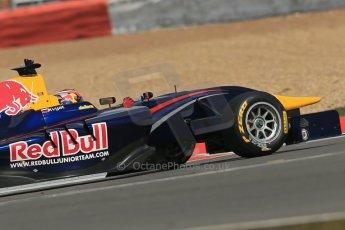 World © Octane Photographic Ltd. GP3 Testing - Wednesday 3rd April 2013 Dallara GP3/13 - Silverstone. MW Arden Red Bull junior– Daniil Kvyat. Digital ref : 0627lw1d0780