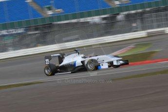 World © Octane Photographic Ltd. GP3 Testing - Wednesday 3rd April 2013 Dallara GP3/13 - Silverstone. Bamboo Engineering – Carmen Jorda. Digital ref : 0627lw7d4157