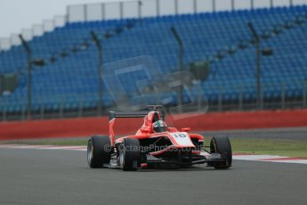 World © Octane Photographic Ltd. GP3 Testing - Thursday 4th April 2013 Dallara GP3/13 - Silverstone. Marussia Manor Racing – Dino Zamparelli. Digital ref : 0628lw1d1021
