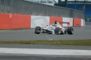 World © Octane Photographic Ltd. GP3 Testing - Thursday 4th April 2013 Dallara GP3/13 - Silverstone. ART Grand Prix – Conor Daly. Digital ref : 0628lw1d1467