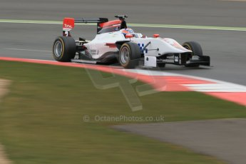 World © Octane Photographic Ltd. GP3 Testing - Thursday 4th April 2013 Dallara GP3/13 - Silverstone. ART Grand Prix – Jack Harvey. Digital ref :