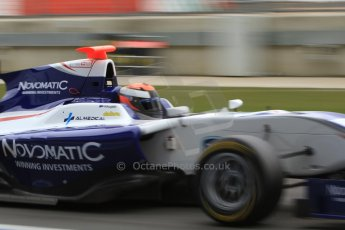 World © Octane Photographic Ltd. GP3 Testing - Thursday 4th April 2013 Dallara GP3/13 - Silverstone. Koiranen GP – Patrick Kujala. Digital ref :