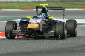 World © Octane Photographic Ltd. GP3 Qualifying - Saturday 11th May 2013 Dallara GP3/13 - Circuit de Catalunya. MW Arden – Robert Visolu. Digital ref : 0669cb1d0310