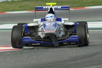 World © Octane Photographic Ltd. GP3 Qualifying - Saturday 11th May 2013 Dallara GP3/13 - Circuit de Catalunya. Koiranen GP – Aaro Vaino. Digital ref : 0669cb1d0322