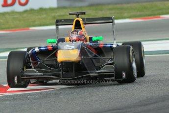 World © Octane Photographic Ltd. GP3 Qualifying - Saturday 11th May 2013 Dallara GP3/13 - Circuit de Catalunya. MW Arden – Daniil Kvyat. Digital ref : 0669cb1d0353