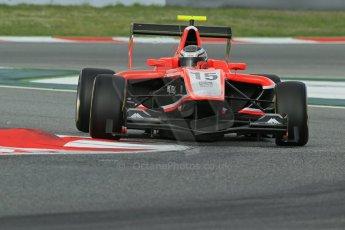 World © Octane Photographic Ltd. GP3 Qualifying - Saturday 11th May 2013 Dallara GP3/13 - Circuit de Catalunya. Marussia Manor Racing – Ryan Cullen. Digital ref : 0669cb1d0368