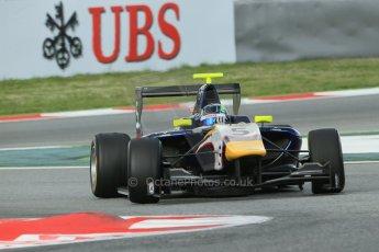 World © Octane Photographic Ltd. GP3 Qualifying - Saturday 11th May 2013 Dallara GP3/13 - Circuit de Catalunya. MW Arden – Robert Visolu. Digital ref : 0669cb1d0397