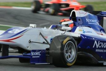World © Octane Photographic Ltd. GP3 Qualifying - Saturday 11th May 2013 Dallara GP3/13 - Circuit de Catalunya. Koiranen GP – Patrick Kujala. Digital ref : 0669cb1d0418