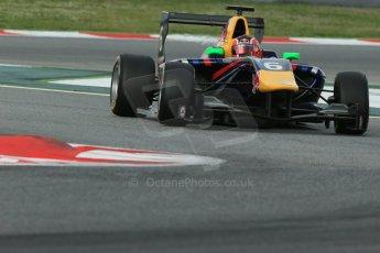 World © Octane Photographic Ltd. GP3 Qualifying - Friday 11th May 2013 Dallara GP3/13 - Circuit de Catalunya. MW Arden – Daniil Kvyat. Digital ref : 0669cb1d0442