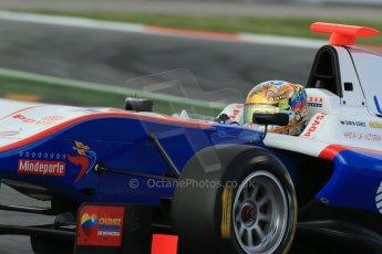 World © Octane Photographic Ltd. GP3 Qualifying - Saturday 11th May 2013 Dallara GP3/13 - Circuit de Catalunya. Jenzer Motorsport – Samin Gomez. Digital ref : 0669cb1d0467