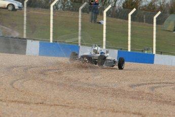 World © Octane Photographic Ltd. Donington Park 80th Anniversary Meeting (March 1933 – March 2013). HSCC/FJHRA Historic Formula Junior Championship – Race B, Rear Engine cars, Classes C-E. Digital Ref : 0596lw1d7237