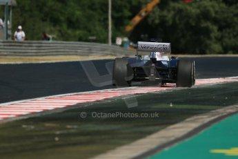 World © Octane Photographic Ltd. F1 Hungarian GP - Hungaroring. Friday 26th July 2013. F1 Practice 1. Williams FW35 - Pastor Maldonado. Digital Ref : 0758lw1d1135