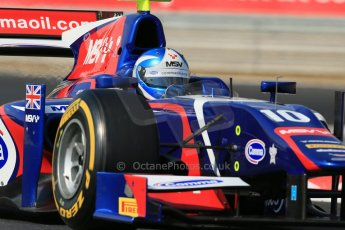 World © Octane Photographic Ltd. GP2 Hungarian GP, Hungaroring, Friday 26th July 2013. Qualifying. Jolyon Palmer - Carlin. Digital Ref : 0761lw1d2656