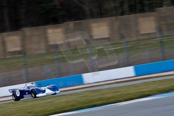 World © Octane Photographic Ltd. Masters Testing – Thursday 4th April 2013. Chevron B23. Digital ref : 0629ce1d0274