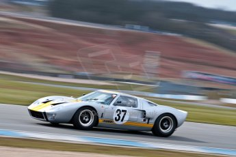 World © Octane Photographic Ltd. Masters Testing – Thursday 4th April 2013. Ford GT40 Mk.I. Digital ref : 0629ce1d0299