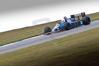 World © Octane Photographic Ltd. Masters Testing – Thursday 4th April 2013. FIA Masters Historic Formula One Championship. Digital ref : 0629ce1d0456