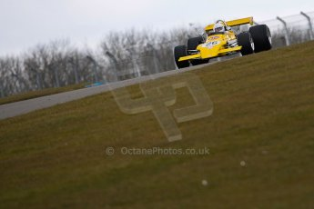 World © Octane Photographic Ltd. Masters Testing – Thursday 4th April 2013. FIA Masters Historic Formula One Championship. Digital ref : 0629ce1d0532