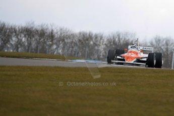 World © Octane Photographic Ltd. Masters Testing – Thursday 4th April 2013. FIA Masters Historic Formula One Championship. Arrows A4. Digital ref : 0629ce1d0557