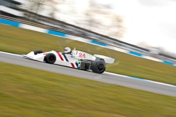 World © Octane Photographic Ltd. Masters Testing – Thursday 4th April 2013. FIA Masters Historic Formula One Championship. Digital ref : 0629ce1d0657