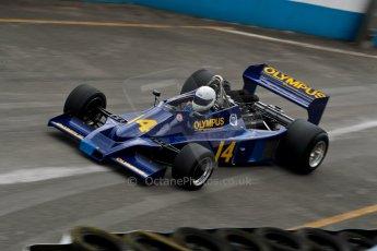 World © Octane Photographic Ltd. Masters Testing – Thursday 4th April 2013. FIA Masters Historic Formula One Championship. Digital ref : 0629ce1d0846