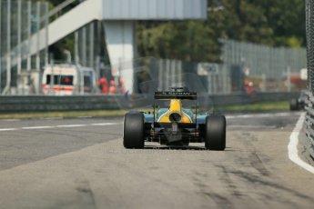 World © Octane Photographic Ltd. F1 Italian GP - Monza, Saturday 7th September 2013 - Qualifying. Caterham F1 Team CT03 - Charles Pic. Digital Ref :