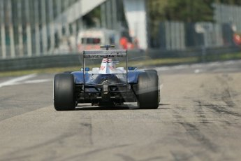 World © Octane Photographic Ltd. F1 Italian GP - Monza, Saturday 7th September 2013 - Qualifying. Williams FW35 - Valtteri Bottas. Digital Ref :