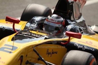 World © Octane Photographic Ltd. GP2 Italian GP, Monza, Friday 6th September 2013. Practice. Stephan Richelmi - DAMS. Digital Ref : 0812cb7d5169
