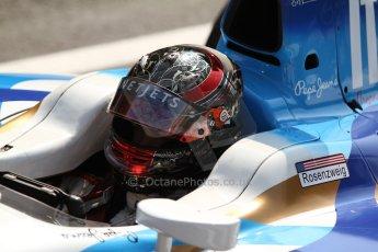 World © Octane Photographic Ltd. GP2 Italian GP, Monza, Friday 6th September 2013. Practice. Jake Rosenzweig - Barwa Addax Team. Digital Ref : 0812cb7d5176