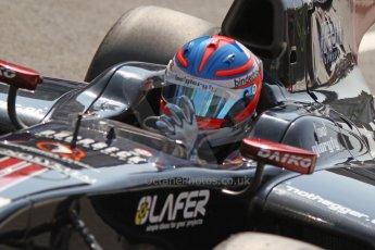 World © Octane Photographic Ltd. GP2 Italian GP, Monza, Friday 6th September 2013. Practice. Rene Binder - Venezuela GP Lazarus. Digital Ref : 0812cb7d5177