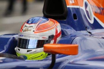 World © Octane Photographic Ltd. GP2 Italian GP, Monza, Sunday 8th September 2013. Race 2. Jon Lancaster - Hilmer Motorsport. Digital Ref :