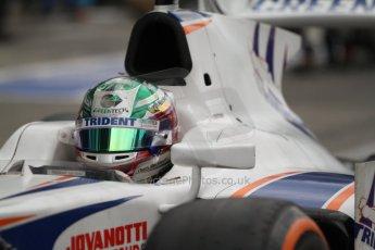 World © Octane Photographic Ltd. GP2 Italian GP, Monza, Sunday 8th September 2013. Race 2. Nathanaël Berthon - Trident Racing. Digital Ref :