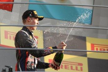 World © Octane Photographic Ltd. GP3 Italian GP - Race 1, Monza, Saturday 7th September 2013 - Daniil Kvyat. Digital ref :