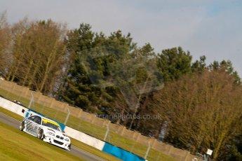 World © Octane Photographic Ltd./Chris Enion. Britcar MSA British Endurance Championship – Donington Park, Saturday 13th April 2013, Qualifying. Tom Webb/James Webb – BMW M3 GTR – Team Webb. Digital ref : 0631ce1d0991