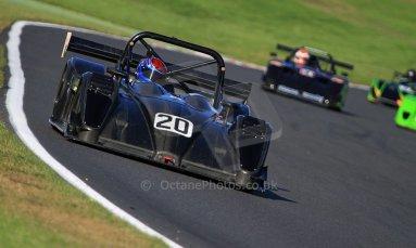 World © Carl Jones/Octane Photographic Ltd. Saturday 3rd August 2013. OSS - Brands Hatch - Race 1. Mike Roberts. Digital Ref : 0772cj7d0093