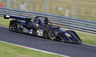 World © Carl Jones/Octane Photographic Ltd. Saturday 3rd August 2013. OSS - Brands Hatch - Race 1. Mike Roberts. Digital Ref : 0772cj7d0123