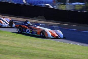 World © Carl Jones/Octane Photographic Ltd. Saturday 3rd August 2013. OSS - Brands Hatch - Race 1. Jonathan Hair - Mallock Beagle Mk36 DD. Digital Ref : 0772cj7d0185