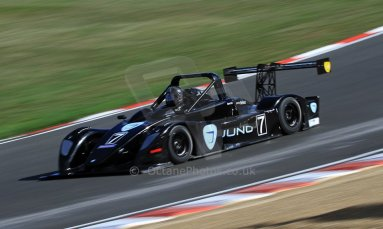 World © Carl Jones/Octane Photographic Ltd. Sunday 4th August 2013. OSS - Brands Hatch - Race 3. Darren Luke - Juno. Digital Ref : 0774cj7d0219