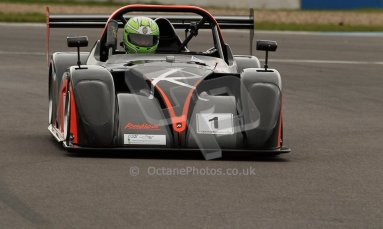 World © Octane Photographic Ltd. BRSCC - OSS Championship. Sunday 15th September 2013. Donington Park. Sunday 15th September 2013 – Race 2. Darcy Smith – Radical SR4. Digital Ref: 0828cj1d7692