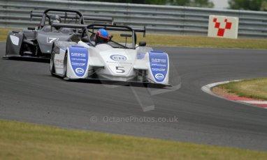 World © Octane Photographic Ltd/ Carl Jones. Saturday 8th June 2013. BRSCC OSS Championship - OSS Race 1. Craig Fleming - Juno TR250. Digital Ref : 0715cj7d0014