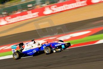 World © Octane Photographic Ltd./Chris Enion. Saturday 30th June 2013 Dallara GP3/13 - British GP - Silverstone - Race 2. Jenzer Motorsport – Alex Fontana. Digital ref : 0736ce1d9154