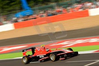 World © Octane Photographic Ltd./Chris Enion. Saturday 30th June 2013 Dallara GP3/13 - British GP - Silverstone - Race 2. Marussia Manor Racing – Ryan Cullen. Digital ref : 0736ce1d9165
