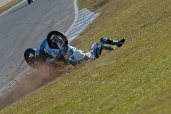 World © Octane Photographic Ltd. Thundersport GB 31st March 2013. The Van Insurer 600 Sportsman Elite. Richard McNeill - McNeill Racing - Suzuki 600F. Digital Ref : 0609ce1d6183