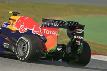 World © Octane Photographic Ltd. Formula 1 Winter testing, Barcelona – Circuit de Catalunya, 2nd March 2013. Infiniti Red Bull Racing RB9. Mark Webber. Digital Ref: 0583lw1d9851