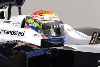World © Octane Photographic Ltd. Formula 1 Winter testing, Barcelona – Circuit de Catalunya, 2nd March 2013, morning session. Williams FW35, Pastor Maldonado. Digital Ref: 0583lw7d0691