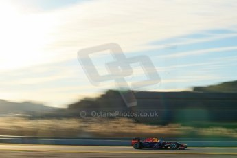 World © Octane Photographic Ltd. Formula 1 Winter testing, Jerez, 8th February 2013. Infiniti Red Bull Racing RB9, Sebastian Vettel. Digital Ref: 0574lw1d9826