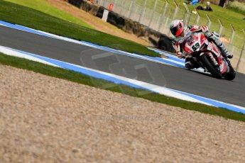 World © Octane Photographic Ltd. World Superbikes (SBK) European GP – Donington Park – Qualifying Practice. Team Ducati Alstare - Ducati 1199 Panigale R – Niccolo Canepa. Saturday 25th May 2013. Digital Ref :