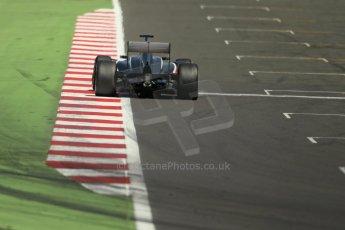 World © Octane Photographic Ltd. Formula 1 - Young Driver Test - Silverstone. Friday 19th July 2013. Day 3. Sauber C32 - Kimiya Sato. Digital Ref :0755lw1d0101